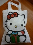 Small cloth bag