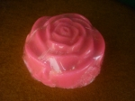 Soap 'rose - sandalwood'