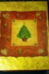 """""""Χριστουγ.Δέντρο"""" (Ξύλινο κουτί)."""